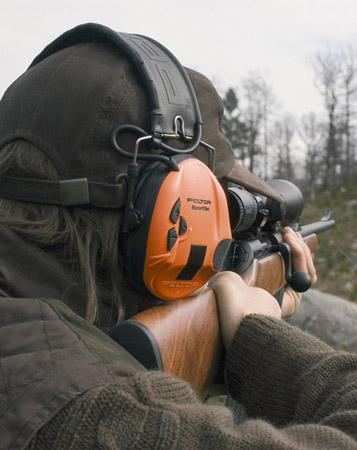 Наушники для стрельбы