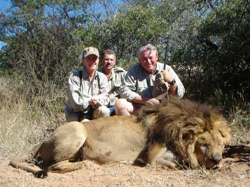 Виды охоты